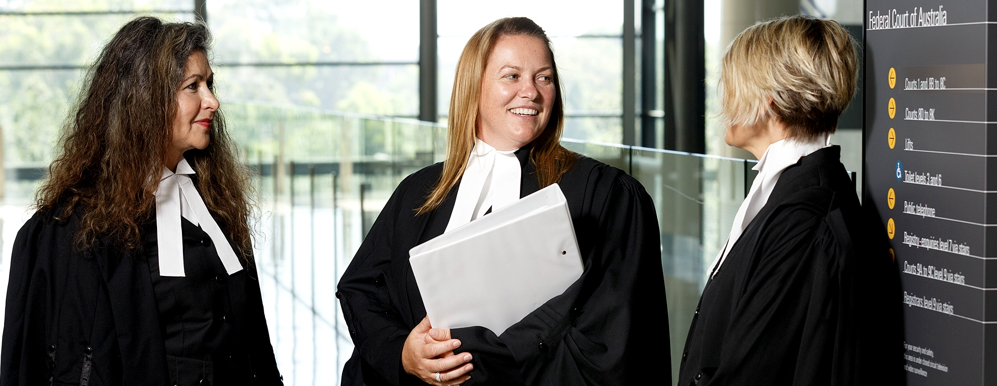 Indigenous barristers